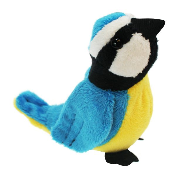 Blue tit Bird Finger Puppet from The Puppet Company