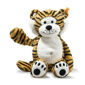 Large Toni Tiger Steiff Soft Cuddly Friends Soft Toy 40cm