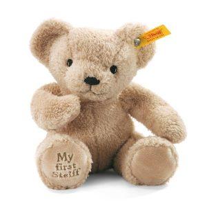 My First Steiff Teddy Bear Beige