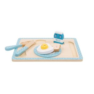 Sass and Belle Wooden Breakfast Toy Playset