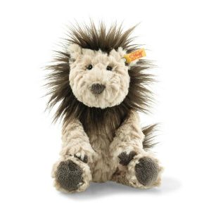 Small Lionel Lion Steiff Soft Cuddly Friends Soft Toy 20cm