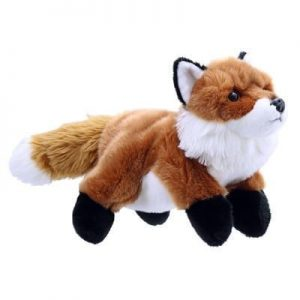 Fox Full Bodied Animal Puppet from The Puppet Company