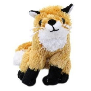 Fox Animal Finger Puppet from The Puppet Company