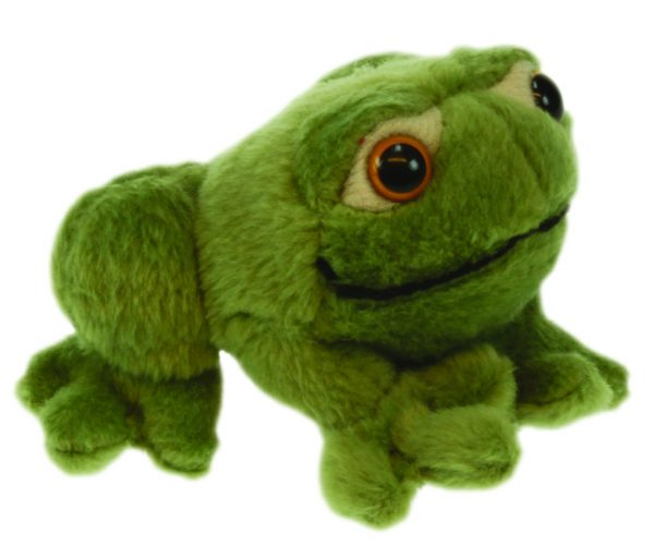 Frog Animal Finger Puppet
