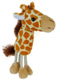 Giraffe Animal Finger Puppet