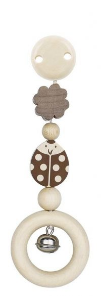 Heimess Ladybird Wooden Baby Toy