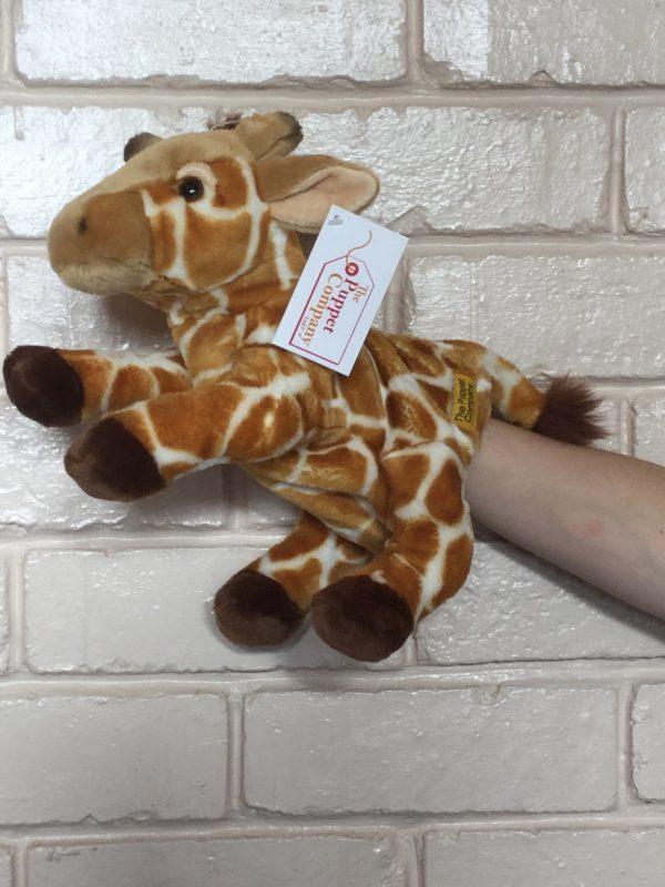 Giraffe Full Bodied Animal Puppet