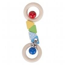 Heimess Elastic Confetti Grasp Baby Toy