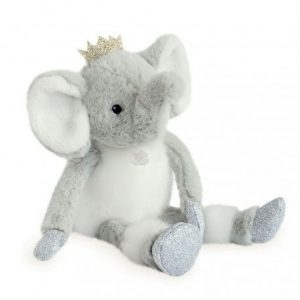 Histoire d'Ours Sparkly Elephant Elfy Soft Toy
