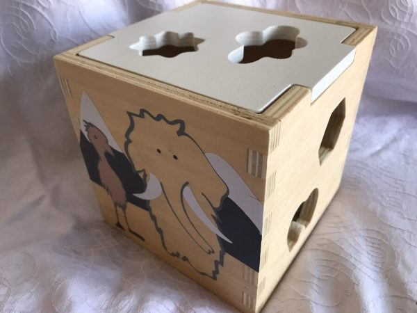 Kids Concept Neo Wooden Shape Sorter