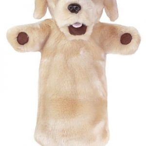 Labrador Long Sleeved Glove Dog Hand Puppet