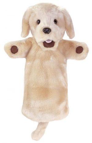 Labrador Long Sleeved Glove Dog Hand Puppet