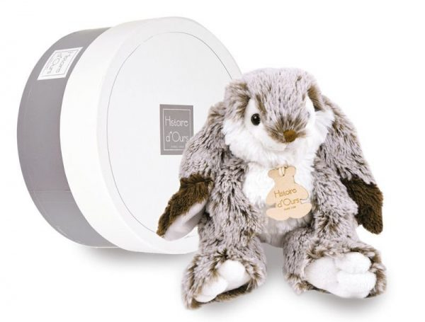 Histoire d'Ours 20cm Marius Rabbit Soft Toy in box