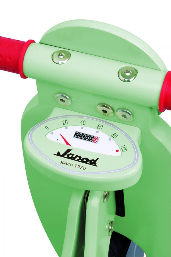 Janod Wooden Play Scooter Spedometer