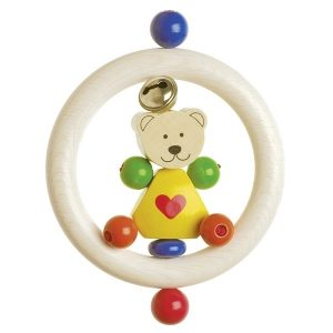 Heimess Teddy Bear Touch Ring