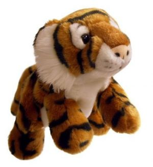 Tiger Full Bodied Animal Puppet