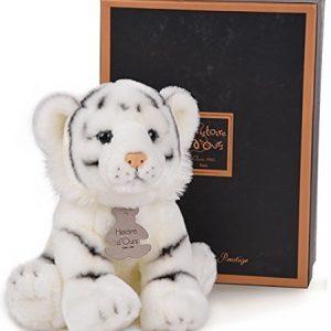 Histoire d'Ours Les Authentiques White Tiger Soft Toy