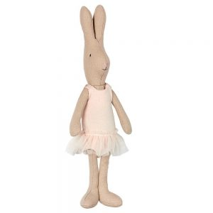 Mini Rabbit Ballerina Girl