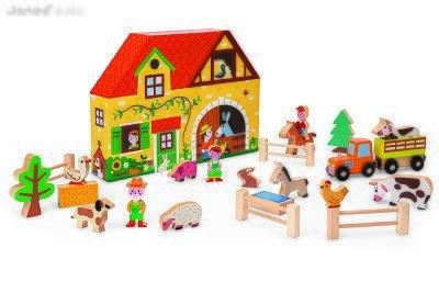 Janod Farm Story Box