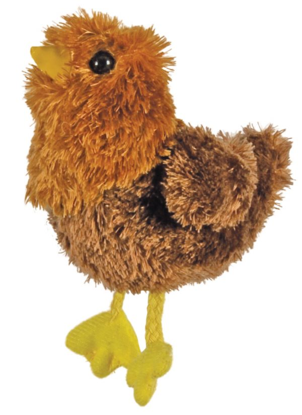 Hen Animal Finger Puppet