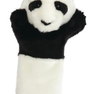 Panda Long Sleeved Glove Animal Hand Puppet