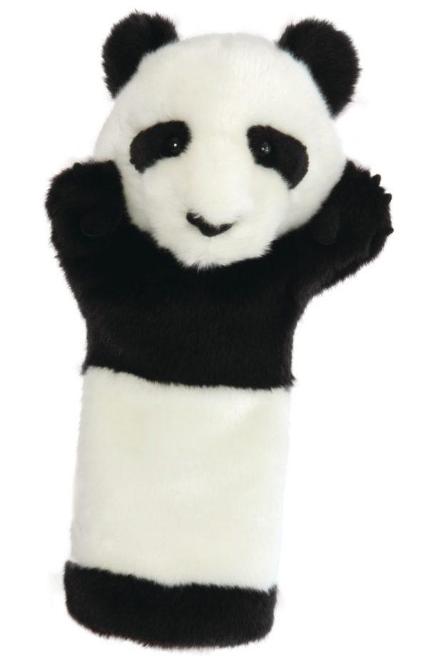 Panda Long Sleeved Glove Animal Hand Puppet