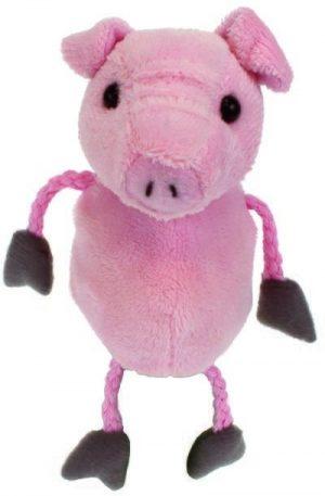 Pig Animal Finger Puppet