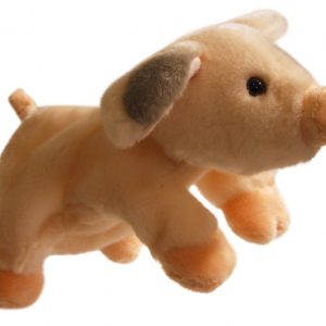 Pig Full Bodied Animal Hand Puppet