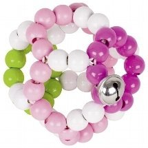 Heimess Pink Elastic Ball Touch Ring