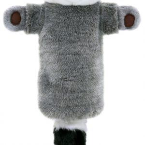 Raccoon Long Sleeved Glove Animal Hand Puppet
