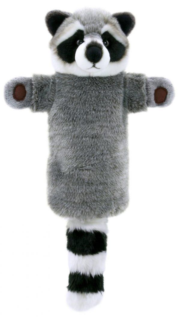 Raccoon Long Sleeved Glove Animal Hand Puppet