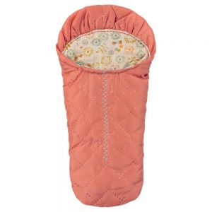 Maileg Happy Camper Peach Sleeping Bag