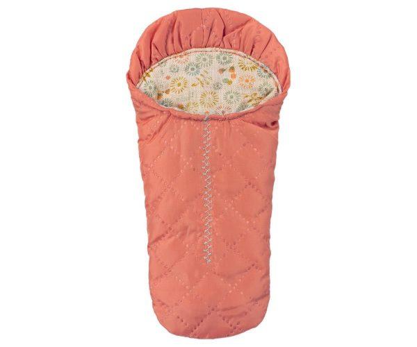Maileg Happy Camper Peach Sleeping Bag