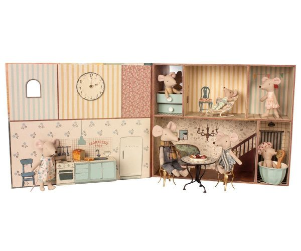 Maileg Mouse Book House