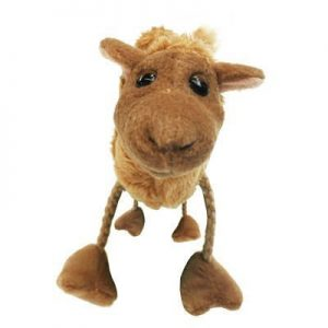Camel Finger Puppet from The Puppet Company