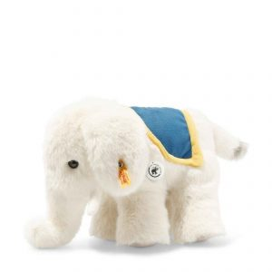 Steiff Little White Elephant Celebration Piece