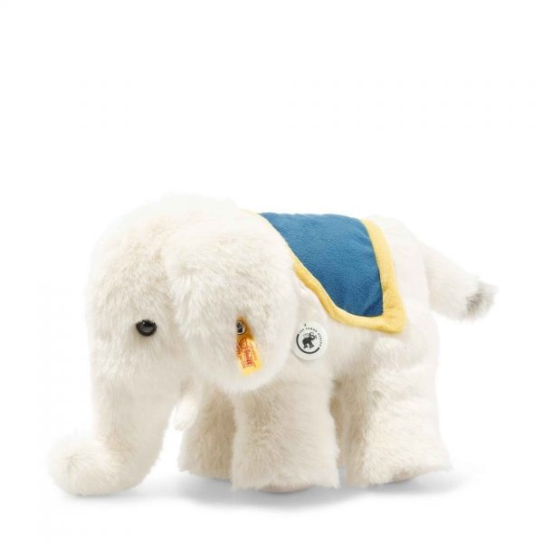 Steiff Little White Elephant Celebration Piece