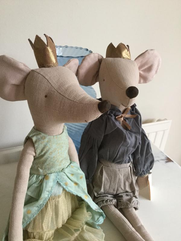Maileg Princess Maxi Mouse