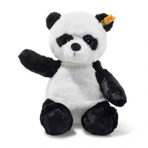 Ming Panda Steiff Soft Cuddly
