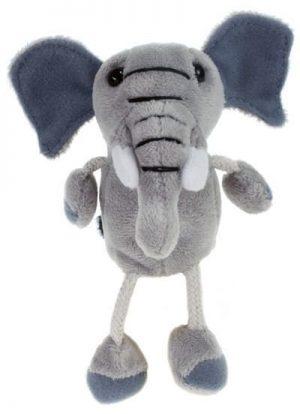 Elephant Animal Finger Puppet