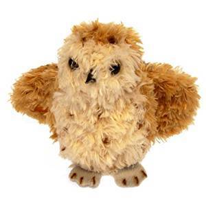 Tawny Owl Finger Puppet from The Puppet Company