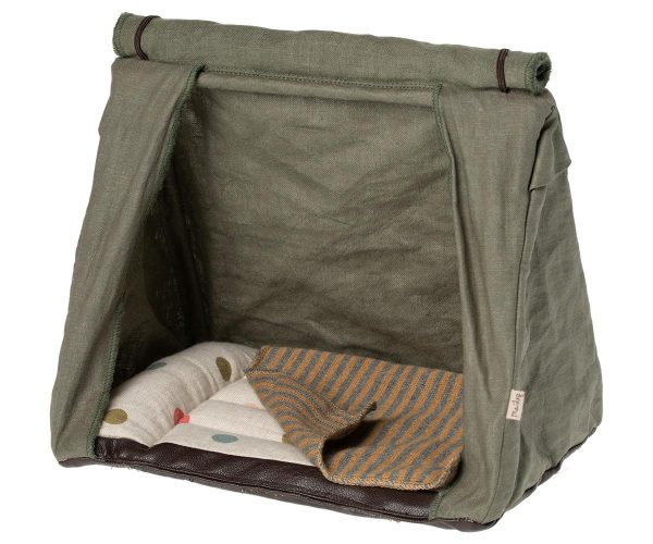 Green Happy Camper Maileg Tent