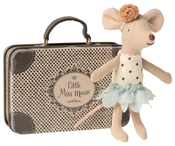 Maileg Little Miss Mouse Little Sister